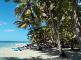 Playa Paraiso en Magante