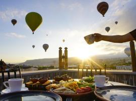 Grand Cappadocia Hotel