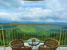 The Cliff Resort, Munnar