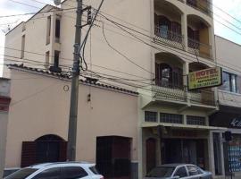 Hotel Parada Real, hotel near Municipal Theatre, São João del Rei