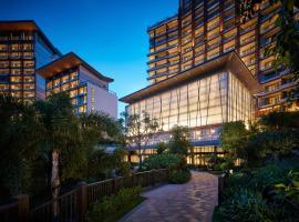 グランド ハイアット 三亜海棠湾 リゾート&スパ、三亜市のホテル