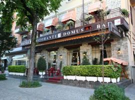 Albergo Ristorante Domus, hotel in Salsomaggiore Terme