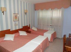 Hotel Vimar, hotel en Sanxenxo