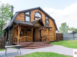 "Guest House ""Russkiy Dvorik"", holiday home in Dmitrov"