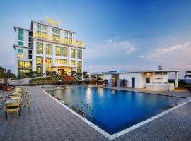 Muong Thanh Holiday Ly Son, hotel in Ly Son
