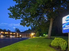 Best Western of Lake George, hotel with jacuzzis in Lake George