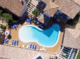 Hotel Eliantos, hotel a Santa Margherita di Pula