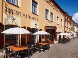 Ski Hotel Svoboda nad Úpou