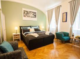 Prague EIA Centre Apartments