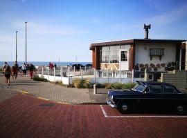 Beach Location Studio, appartement in Zandvoort