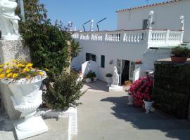 Villa Natalina, budget hotel in Ischia