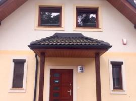 Villa Złote Wydmy