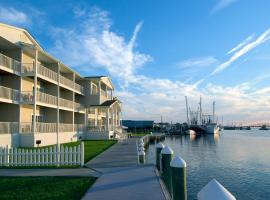 Hampton Inn & Suites Chincoteague-Waterfront, Va, hotel in Chincoteague