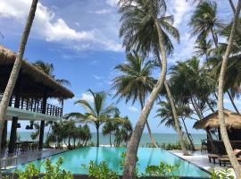 Mandala villas – hotel w Tangalli