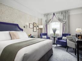 The Langham London, hotel near Oxford Circus, London