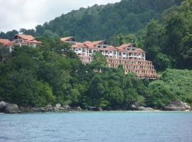 SELESA Tioman Apartments, Hotel in Pulau Tioman