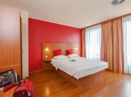 Star Inn Hotel Frankfurt Centrum, by Comfort