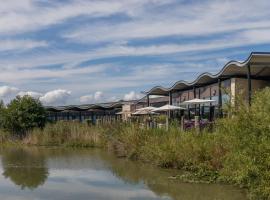 Resort Land & Zee, family hotel in Scharendijke