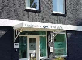 Stad & Strandhotel Elisabeth, hotel in Vlissingen