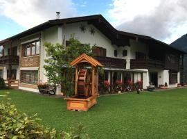 Haus Hallertau, Hotel in Schönau am Königssee