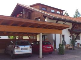 Bettina, pet-friendly hotel in Ehrwald