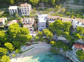 Villa Dalmatia Apartments