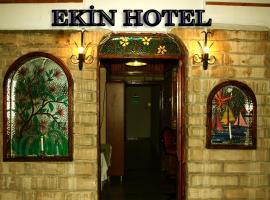 Ekin Hotel, מלון במרמריס