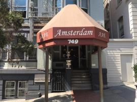 Amsterdam Hostel, hostel in San Francisco