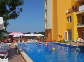 Family Hotel Orios, hotel v Primorsku