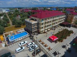 Anzhelina Hotel, hotel in Vityazevo