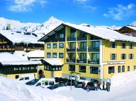 Haus Kärntnerland, hotel in Obertauern