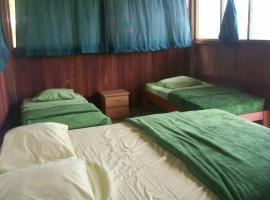 Finca Alemana Lodge, hotel with pools in Tarapoto