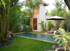 Villa Palm Kuning, hotel with pools in Ubud