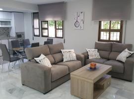 Apartamento entre Patios Valladares