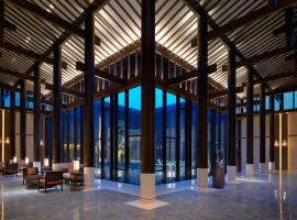 ハイアット リージェンシー 崇明、Chongmingのホテル