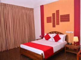 梅里蘭卡康提市景酒店