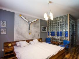 Retro hotel Garage, hotel in Ostrava