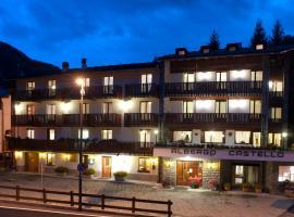 Albergo Castello da Bonino, hotel in Champorcher