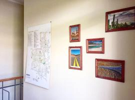 Journeys and stories hostel