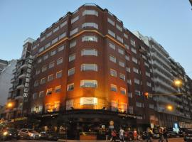 Argentino Hotel, hotel cerca de Catedral de Mar del Plata, Mar del Plata