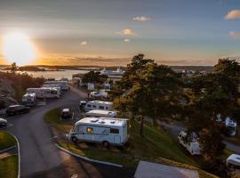 First Camp City-Strömstad, hotell i Strömstad