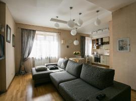 Apartment on Bolshaya Pokrovskaya