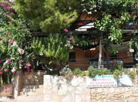 Jet Pension, hotel in Patara