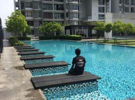 Wellesley Residences Butterworth, apartment in Butterworth