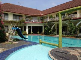 The Garden Syariah Hotel, accessible hotel in Bogor