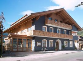 Mellow Mountain Hostel, pet-friendly hotel in Ehrwald