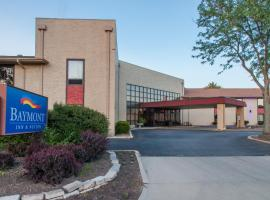 Baymont by Wyndham Normal Bloomington, hotel near Central Illinois Regional Airport - BMI, Bloomington
