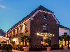 Hotel Restaurant Doppeladler, hotel near Haldern Pop Festival, Rees