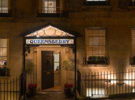 The Queensberry Hotel, hotel near Bath Christmas Market, Bath