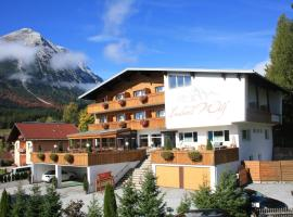 Landhotel Wolf, hotel near Burgruine Werdenfels, Leutasch